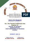 Final Project Television - TASLIM KHATIM