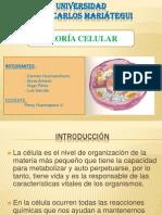 reseña histórica de la teoría celular