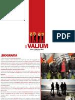 IValium:Band's Presentation