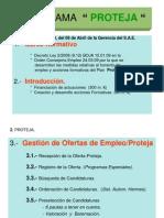 Programa Proteja 2009