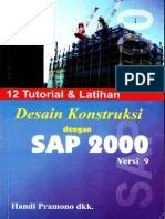 Desain Konstruksi Dgn SAP2000 v9