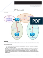 CCNPv6 ROUTE Lab3-5 OSPF Challenge Student Form