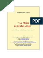 Moise de Michel Ange