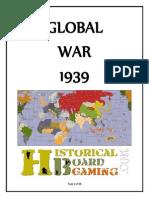 Global War Complete Rules v6.1