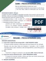 Resumo Cont ProvaInt AV2.PDF Informatica