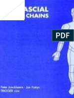 Myofascial Muscle Chains - P. Jonckheere, Et Al., (Trigger, 1998) WW