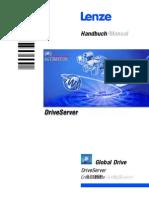 DriveServer_ErsteSchritte