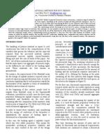 Rational Method for RCC Design-ML