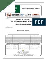 MLS-ESP-024A Waste Air Ducts%