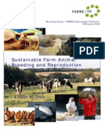 Sustainable Farm Animal