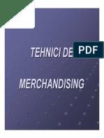 merchandising tehniques