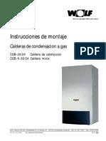 Manual de Instalacion Wolf CGB-K 20-24