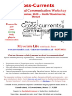 Cross Currents Stroud 2009 Webflier
