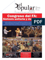 El Popular 252 PDF Órgano de prensa del Partido Comunista de Uruguay