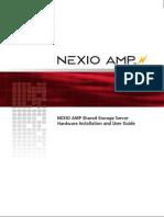 Nexio Nxamp3801hdx Userguide 175 100244 00 Reva