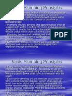 Basic Plumbing Principles