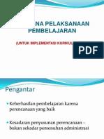 Menyusun RPP 2013