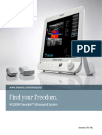 Siemens Acuson Freestyle Brochure