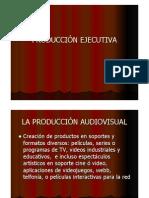 PRODUCCIÓN EJECUTIVA