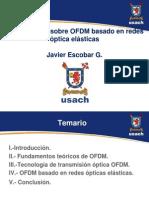 Una Encuesta sobre OFDM basado en redes óptica elásticas