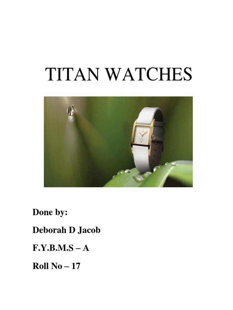 348d8246e38 Titan Watches Final