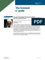 Asbestos Licensed Contractors Guide
