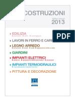 EDILI List 2013 Completo