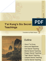 Tai Kung Six Secret Teachings