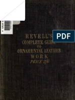 Complete Guide to Ornamental Leather Work