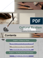 Cultural Realism Johnston