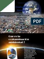 Contaminacion Fiorella y Milagros
