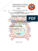 Informe de Clase 08-07-2011
