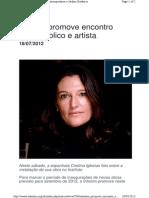 Cristina Inhotim Batepapo