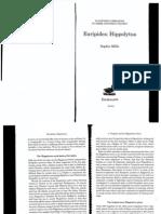 Sophie Mills (2002)-Euripides Hippolytus