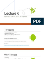 Lecture 6 Threading