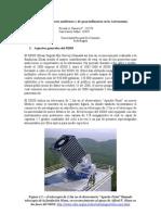 SDSS Un Proyecto Ambicioso y de Gran cia