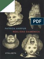 Harpur Patrick - Realidad-Daimonica