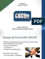 Presentación Proyecto CRCOM - Completo
