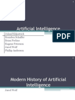 167589446 Uses on Artificial Intelligence Ppt