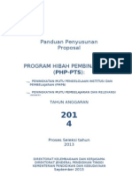 Panduan Php Pts 20141