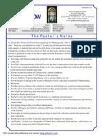 CPC December Newsletter