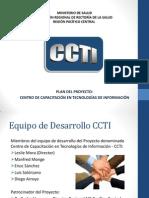 Presentación Proyecto CCTI - I parte