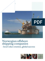 Norwegian Offshore Shipping Companies