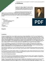 Ernst Theodor Amadeus Hoffmann - Wikipedia
