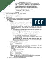 Syarat Dan Tata Cara Daftar PPDB RSBI SMPN 1 2012
