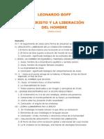 Boff Leonardo - Jesucristo Y La Liberacion Del Hombre[1]