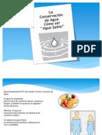 Ahorro de Agua y Residuos Solidos