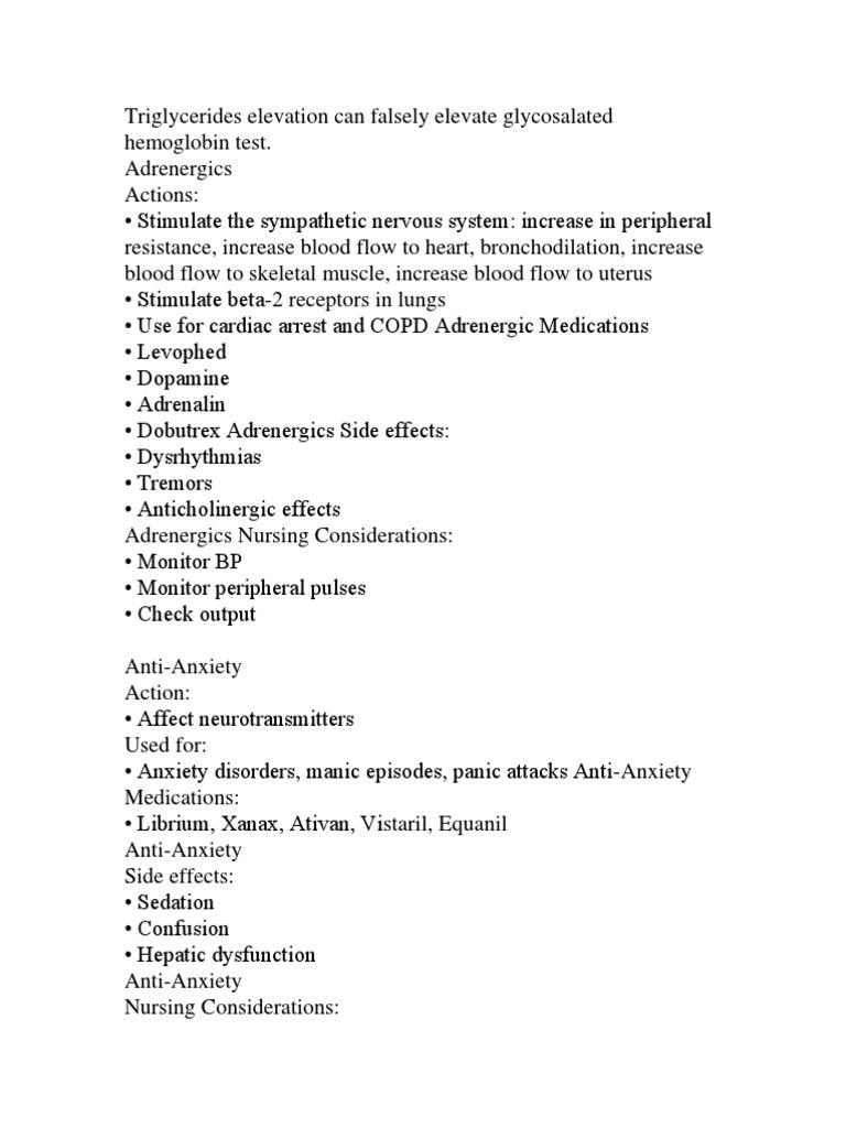 p Harm Cology | Antidepressant | Hypoglycemia