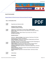 Marie Curie Actions_ on the Last Lap to Horizon 2020