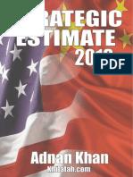 Strategic Estimate 2013